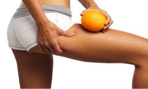 Celulit i pomorandzina kora