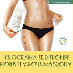 Vaccum 65 Body