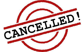 Cancelations policy